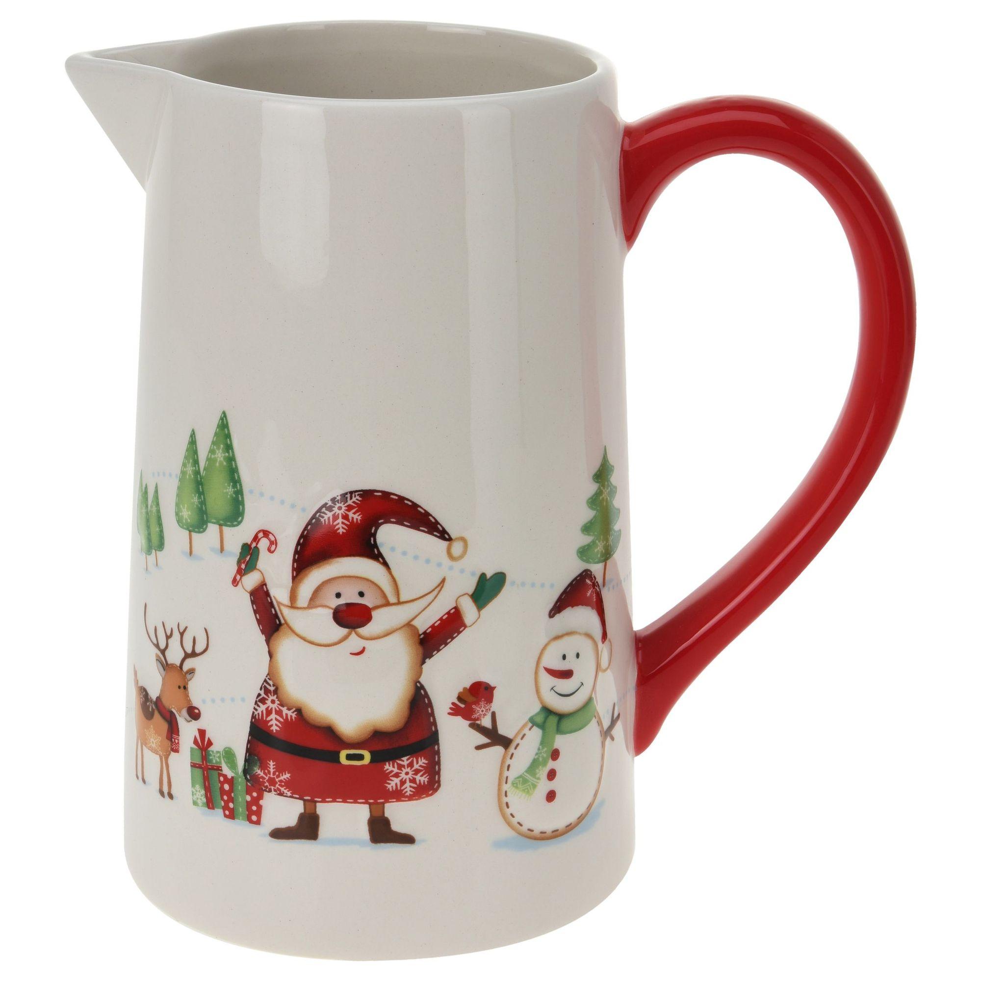Кувшин Санта и друзья<br>