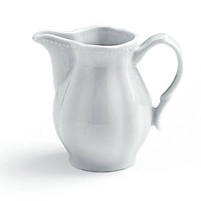 Молочник 110 мл V.WIENNA белаяМолочник фирмы Tognana украсит любой стол. Простой и лаконичный дизайн отлично поможет вписаться в уже имеющуюся у вас коллекцию посуды.<br>