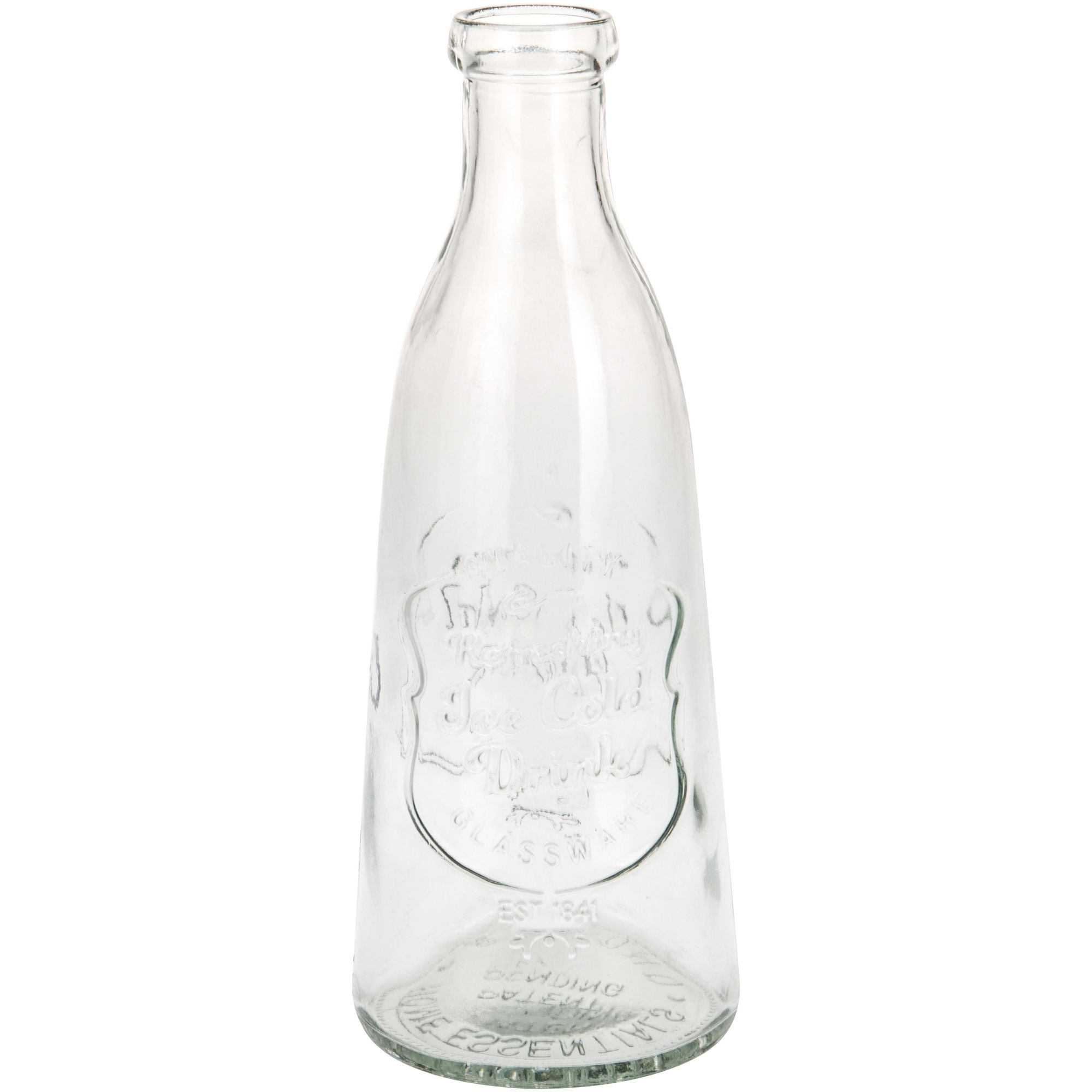 Бутылка 1 л.Бутылка бренда Экселлент Хаусвеар – это не просто емкость, которую можно наполнять любым жидким содержимым, но и стильный предмет интерьера.Просто и со вкусомДизайн бутылки позволяет подавать в ней напитки на стол. Внешние стенки посуды декорированы объемным рисунком. Универсальная в применении бутылка изготовлена из прочного стекла и имеет устойчивое дно со специальным ребристым краем. Большим плюсом является возможность многократного использования изделия. Бутылка отличается высокой устойчивостью ко многим повреждениям, легко очищается и не требует дополнительных затрат. Изделие станет практичным подарком для людей, которые занимаются созданием напитков в домашних условиях. Благодаря прямым поставкам магазина Cookhouse вы получаете выгодную цену на товар и гарантию на его качество.<br>