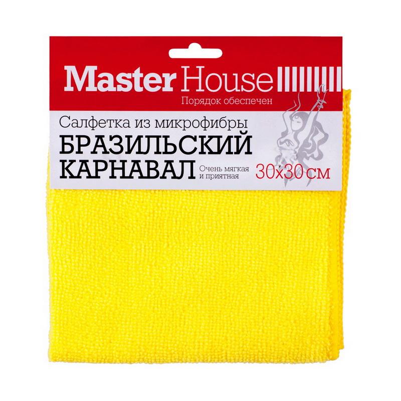 "Салфетка для уборки ""Бразильский карнавал"" Master House"