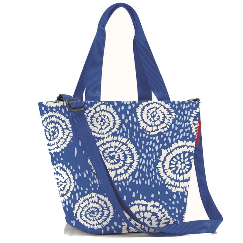 Сумка Reisenthel Shopper XS Batik strong Blue