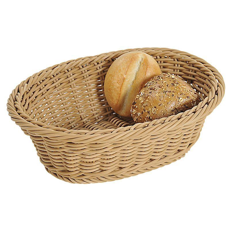 Ваза овальная 32,5х24х11смОригинальная плетеная корзинка Kesper овальной формы, выполнена из пластика, напоминающего фактуру дерева. Изделие предназначено для красивой сервировки хлебобулочной продукции.Изящный дизайн придется по вкусу и ценителям классики, и тем, кто предпочитает утонченность и изысканность.<br>