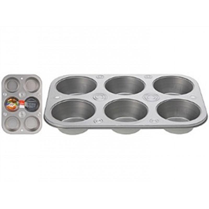 Форма для выпекания кексовExcellent Houseware производит посуду и различные предметы для дома. Форма для выпекания - необходимый аксессуар современной хозяйки. С ее помощью можно испечь вкусное и красивое блюдо к чаю.<br>