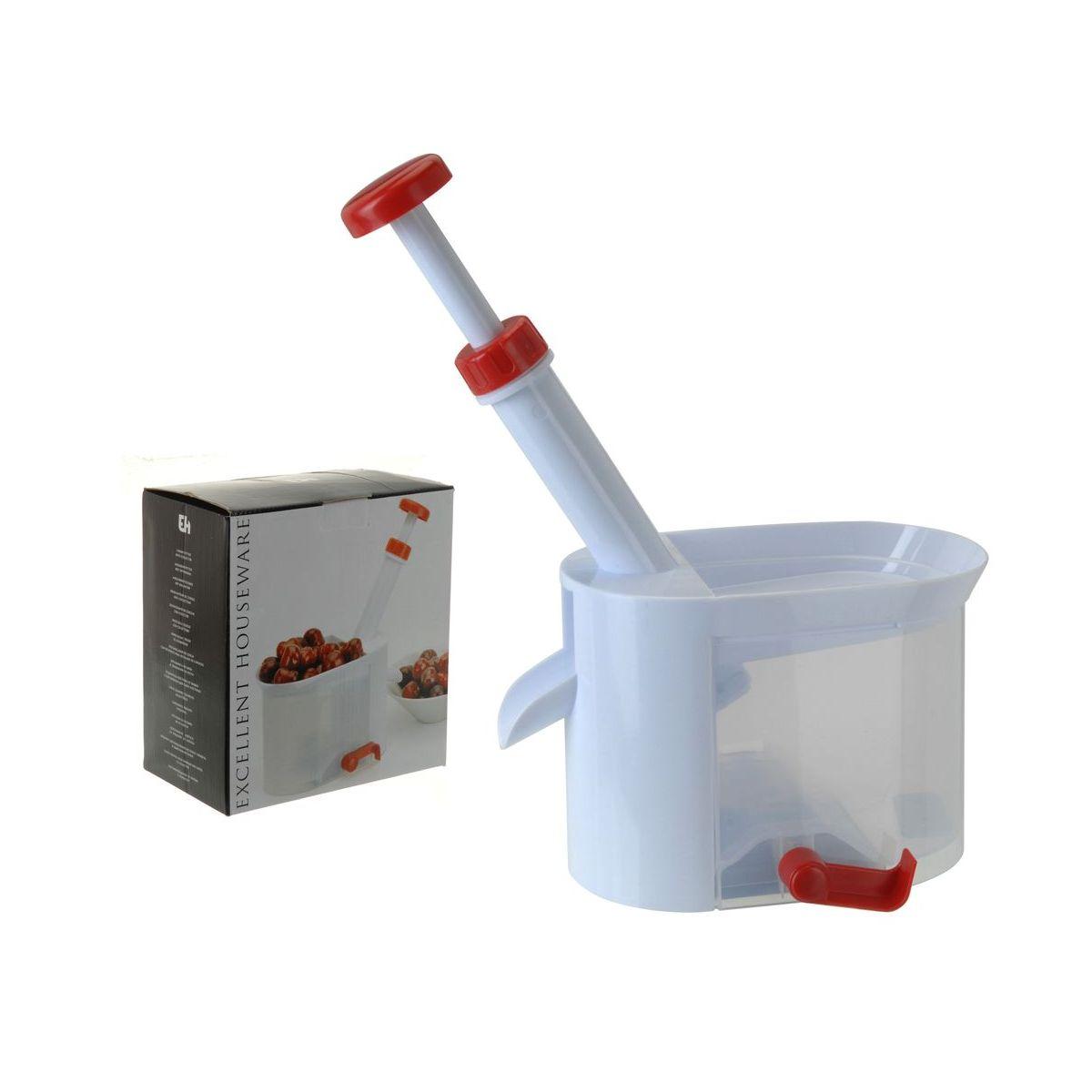 Устройство д/извлечения косточек из фруктовустройство для извлечения косточек из фруктов, разм. 20x10x22 cm<br>