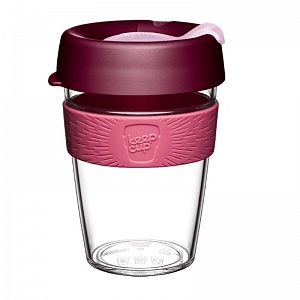 Кружка 340 мл KeepCup Original M Clear Bayberry