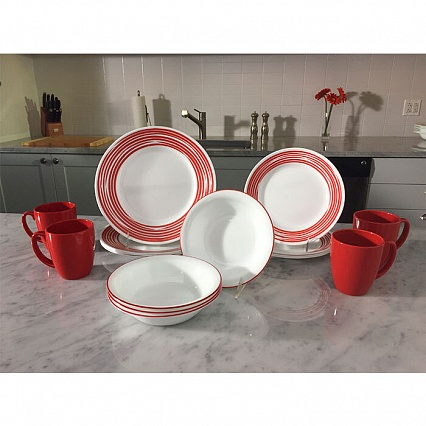 Салатник Corelle Brushed Red 820 мл