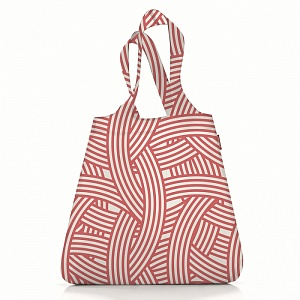 Сумка складная Reisenthel Shopper Mini maxi zebra pink