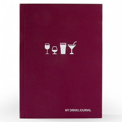 Дневник Suck UK My Drinks journal