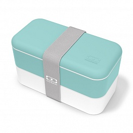 Ланч-бокс Monbento MB Original green lagoon