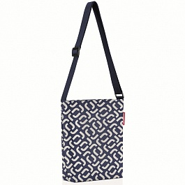 Сумка Reisenthel Shoulderbag S signature navy