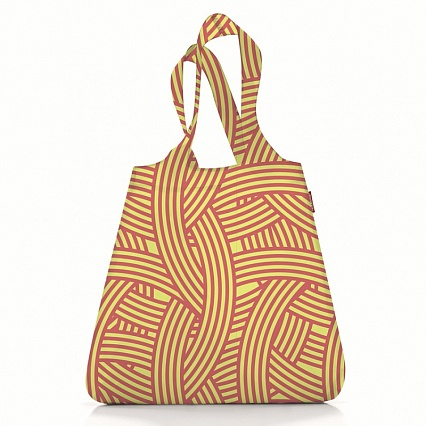 Сумка складная Reisenthel Shopper Mini maxi zebra yellow