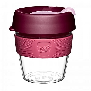Кружка 230 мл KeepCup Original Clear Bayberry