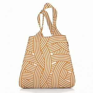 Сумка складная Reisenthel Shopper Mini maxi zebra orange