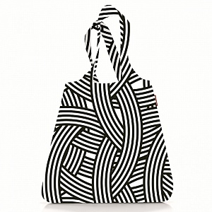 Сумка складная Reisenthel mini maxi shopper zebra